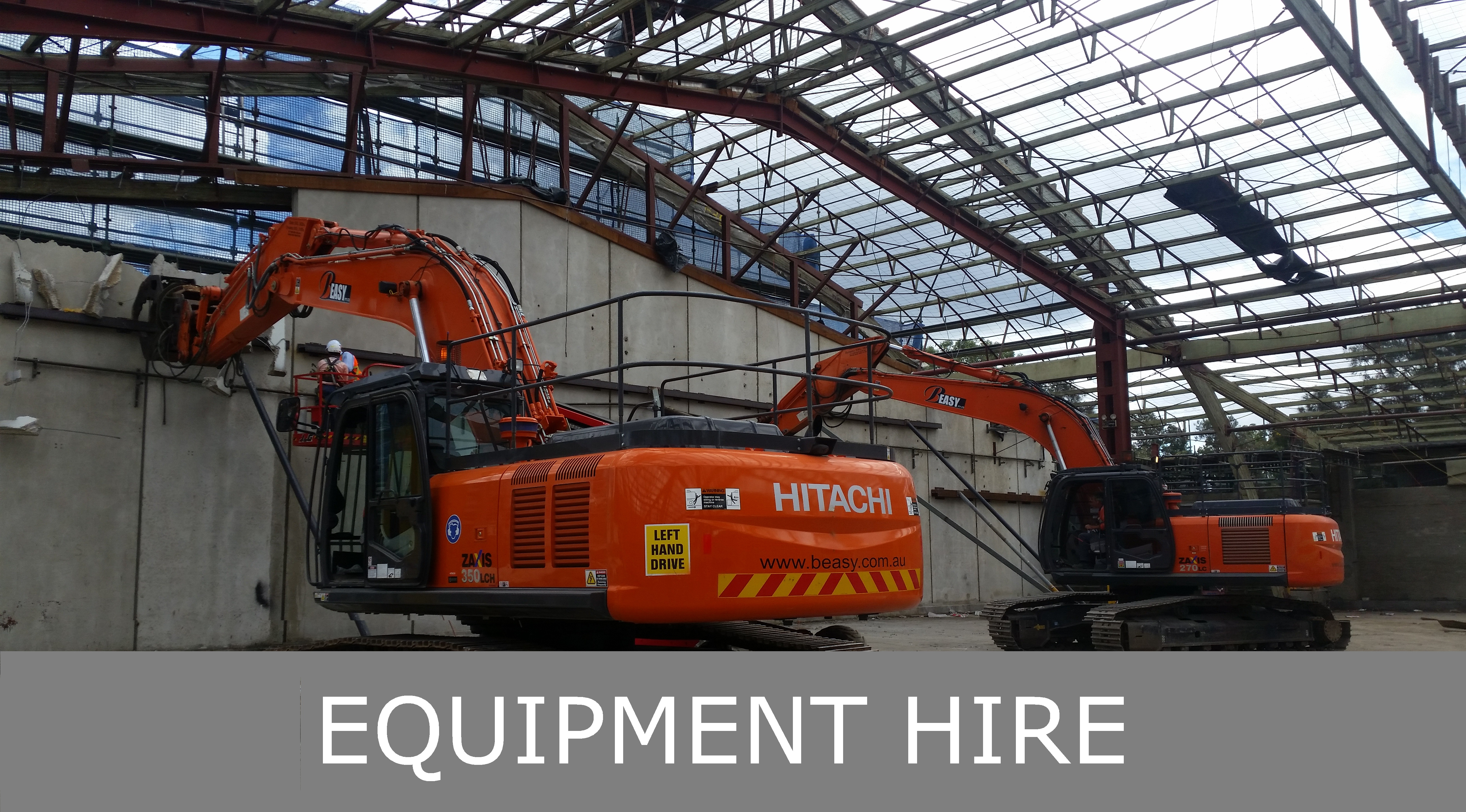 equipment hire front page 2